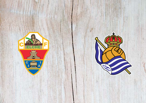 Elche vs Real Sociedad -Highlights 26 September 2020