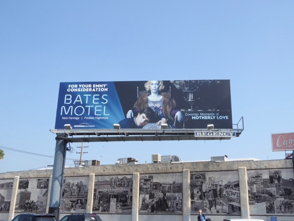 Bates Motel season 5 Emmy FYC billboard