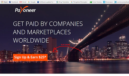 TELL ME ABOUT FOREX: An easy way to get Payoneer Mastercard Debit Card