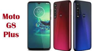 Motorola Moto G8 Plus :Design