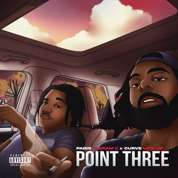 """Out Now: """"Point Three"""" By Paris Ingram II X Curve Life JP"""