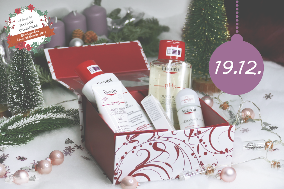 Beautyjunkies Adventskalender - Türchen 19 mit Eucerin