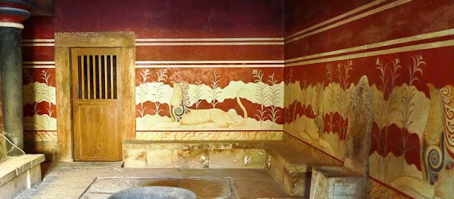 Κρήτη 7.000 Π.Χ. Εφευρέθηκαν Τα Πρώτα Καλοριφέρ..Είπατε Κάτι ;;; !