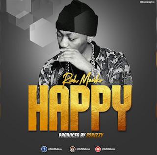 MP3 AUDIO | Rich mavoko ~ Happy [official song]