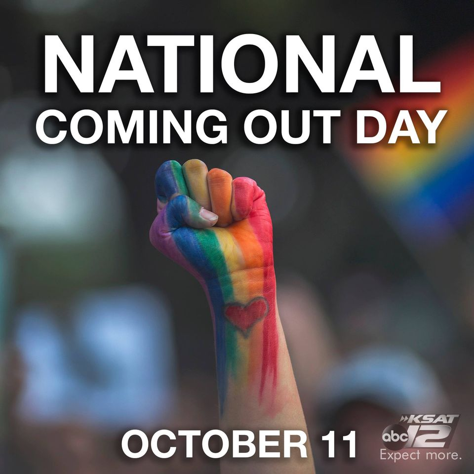 National Coming Out Day Wishes Awesome Picture