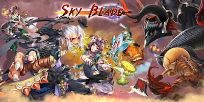 Sky Blade v1.1.3 Apk Terbaru Free Download screenshot 1.jpg