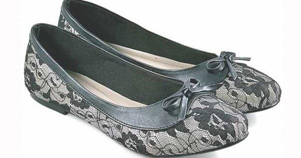 R-KOS Fashion Distro: Sepatu Wanita Model Casual, Flat ...