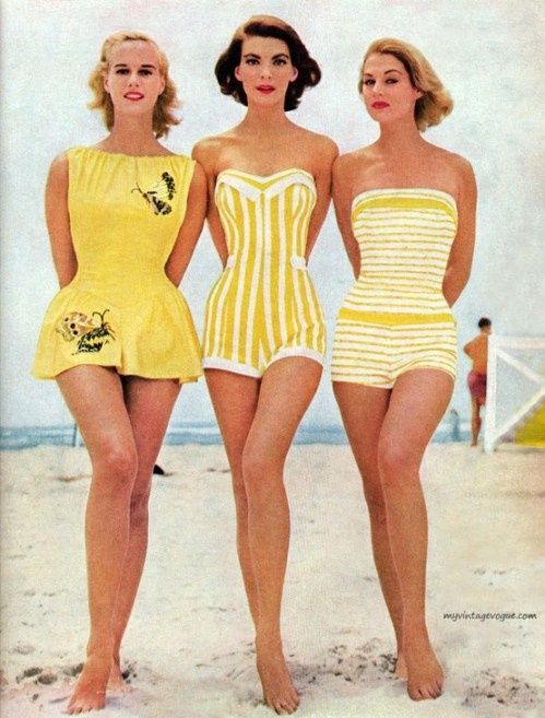 pictures Vintage swimsuit
