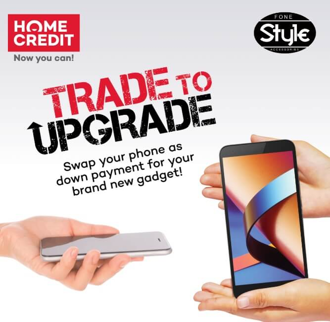 Home Credit Trade To Upgrade