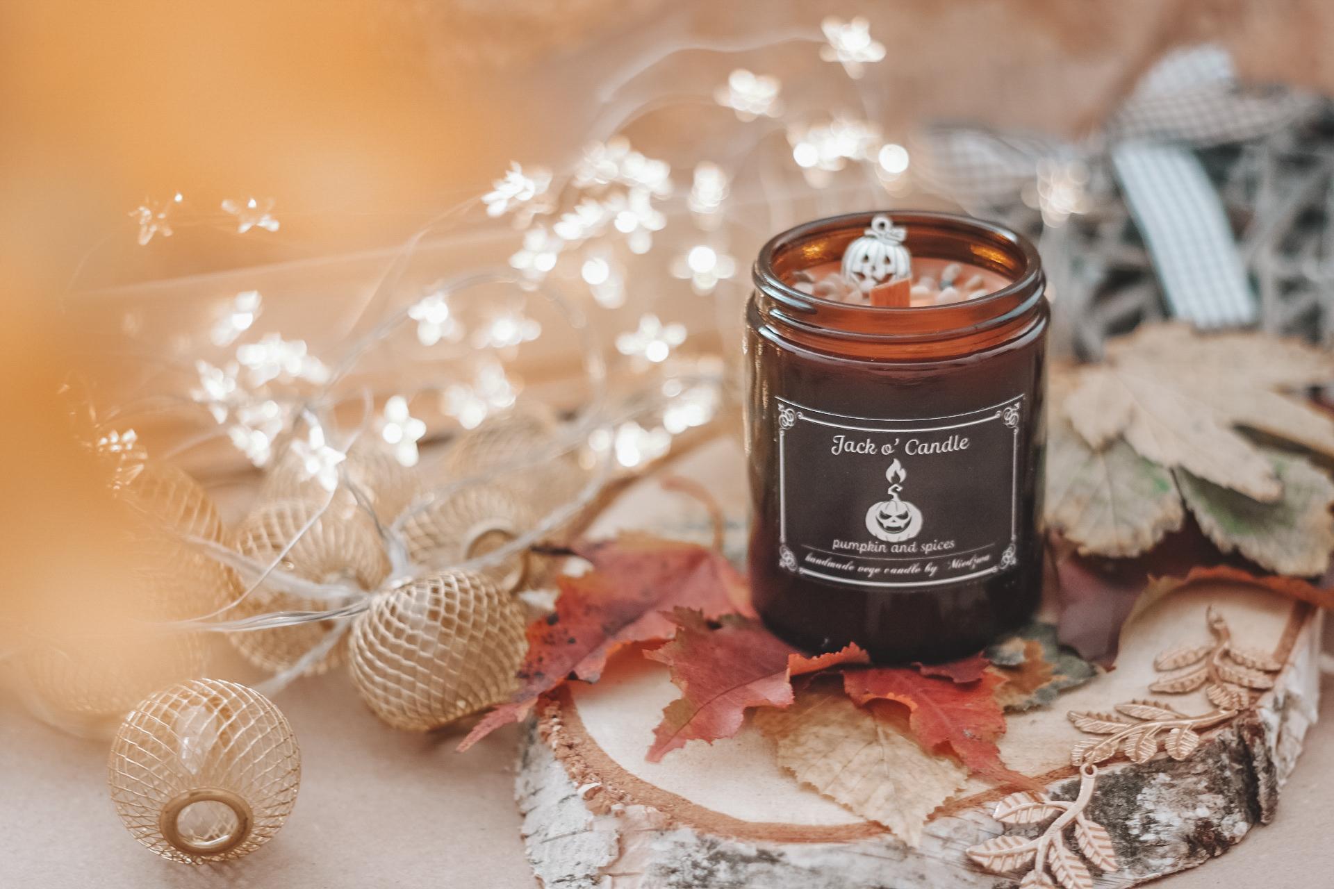 Miedźwa - świece wykonane z pasją