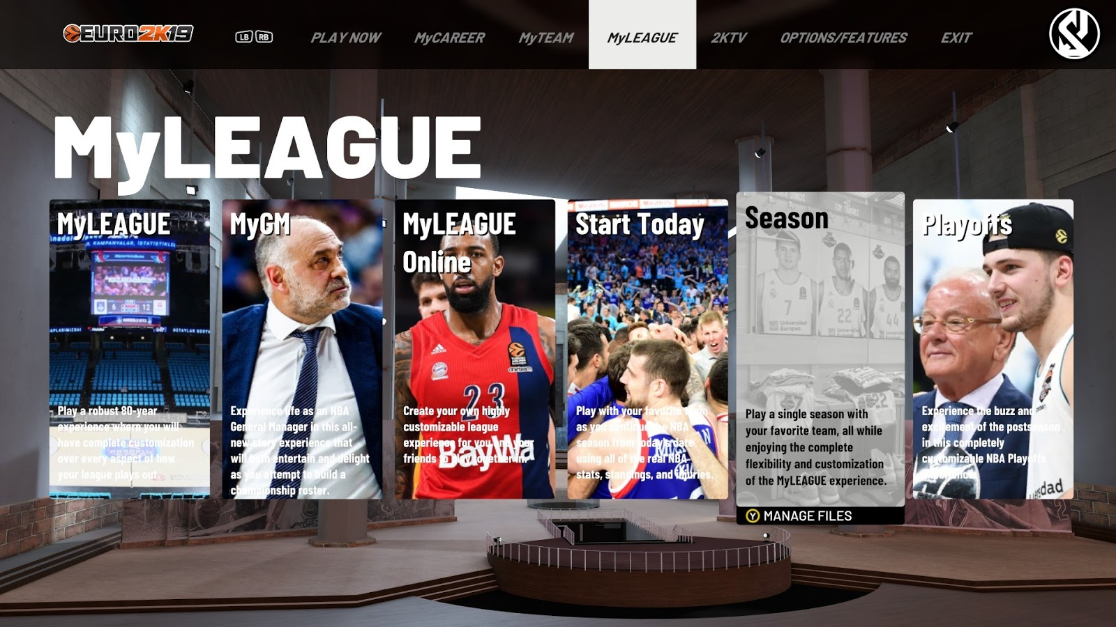 Shuajota | Your Videogame to the Next Level: EURO 2K19 PC MOD RELEASED