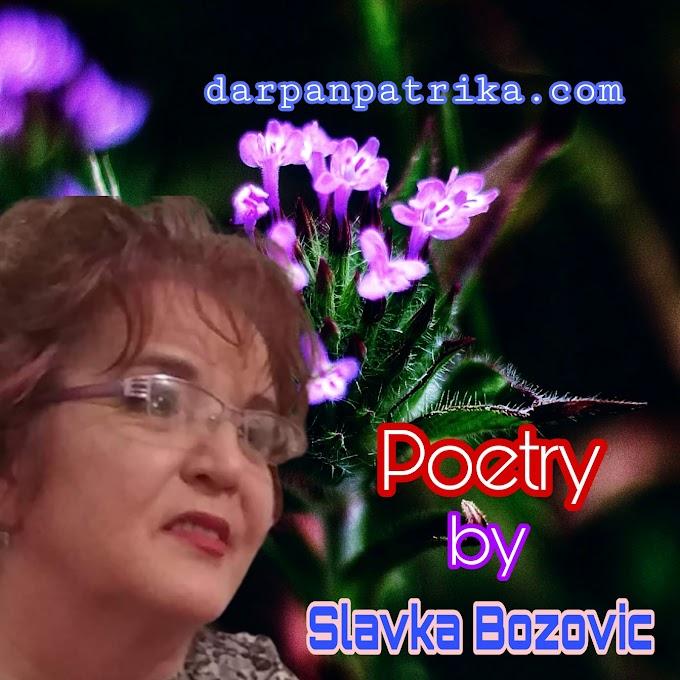 Darpan || Poetry || Slavka Bozovic ( Montenegro)