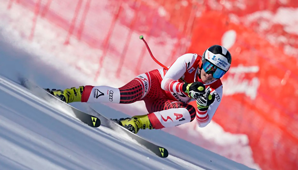 Austríacos dominam etapa de Esqui Alpino no fim de semana