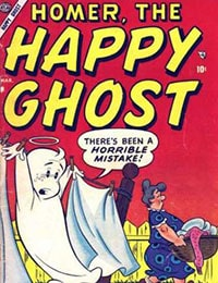 Read Homer, the Happy Ghost comic online