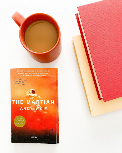The Martian - Book Review - Incredible Opinions