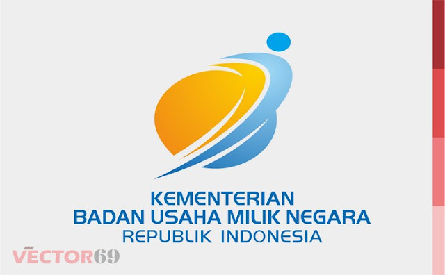 Logo Kementerian BUMN (Badan Usaha Milik Negara) Indonesia - Download Vector File PDF (Portable Document Format)