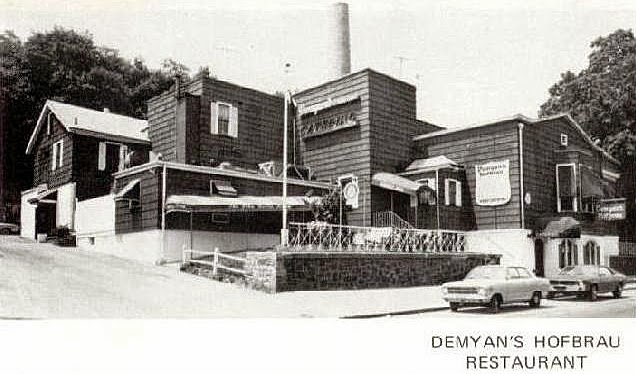 Demyan's then later became The Caves on Staten Island, New York