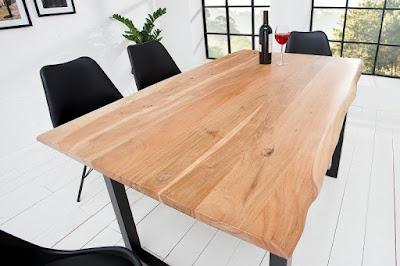 dizajnový nábytok Reaction, nábytok z masívneho dreva, nábytok do jedálne