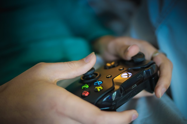 Protect your personal data on video game consoles