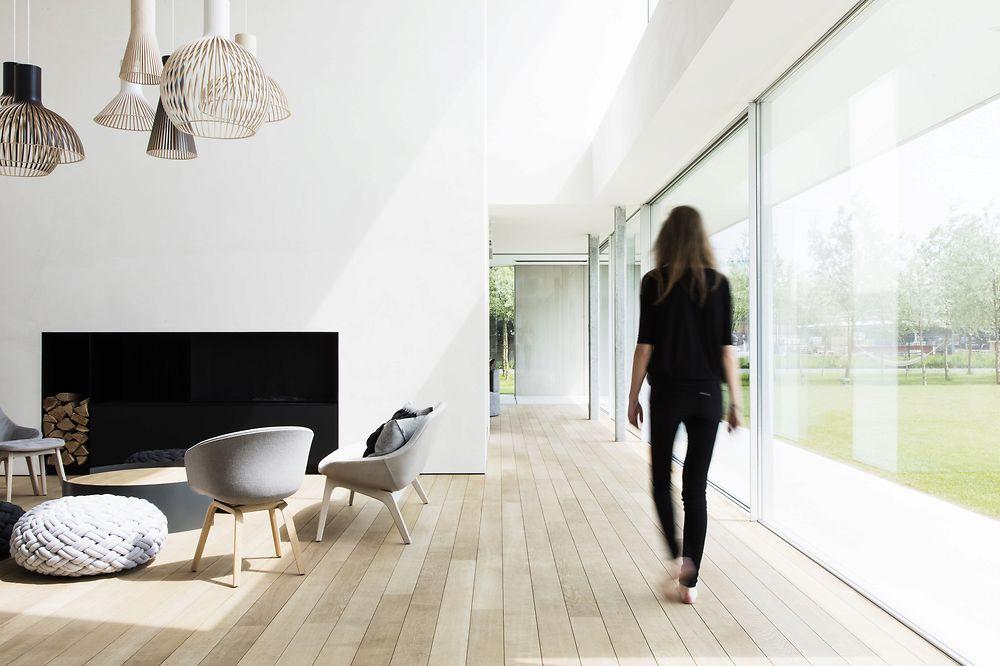 Simplicity love house v belgium francisca hautekeete architectuur