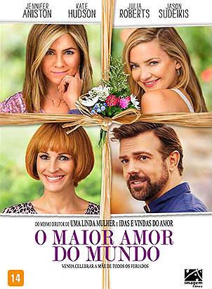 Filme Poster O Maior Amor do Mundo