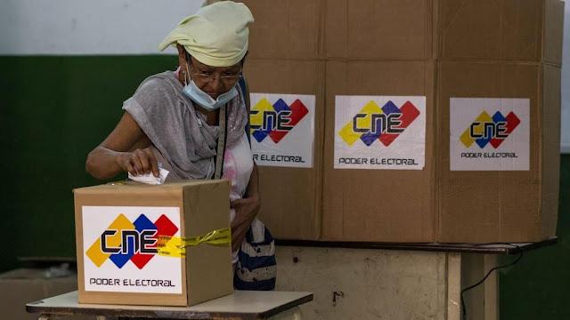 MADURO: PODER ELECTORAL CONVOCARÁ ELECCIONES DE GOBERNADORES ESTE AÑO, ALCALDES EN 2022