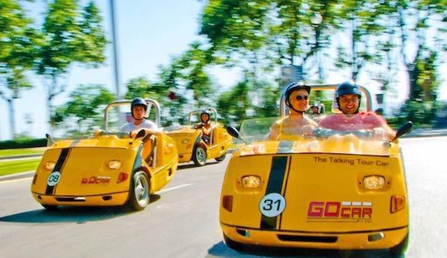 GoCar em Madri
