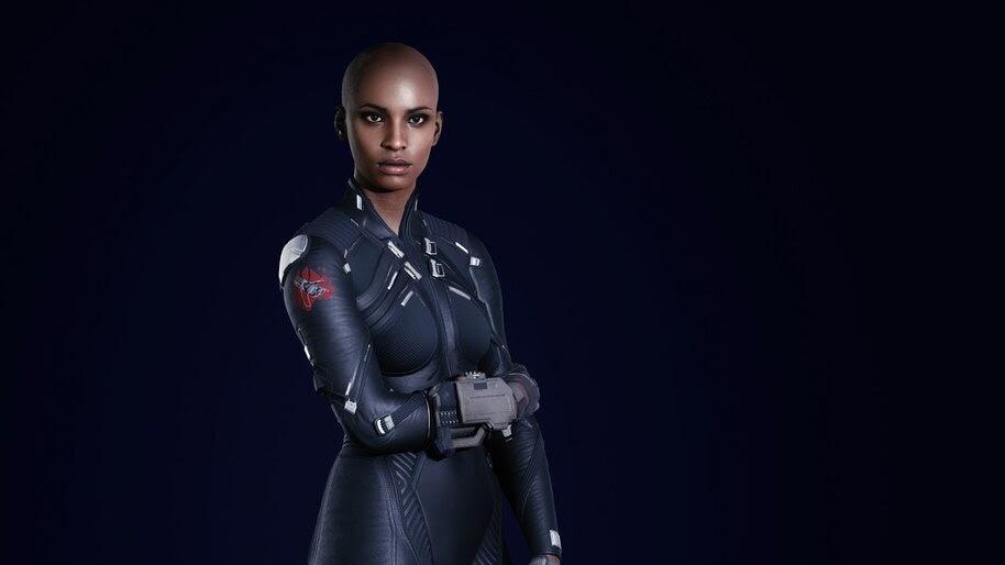 Cyberpunk 2077, T-Bug, 8K, #3.2243