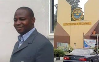 University Of Lagos Staff Commits Suicide (Graphic Photos)