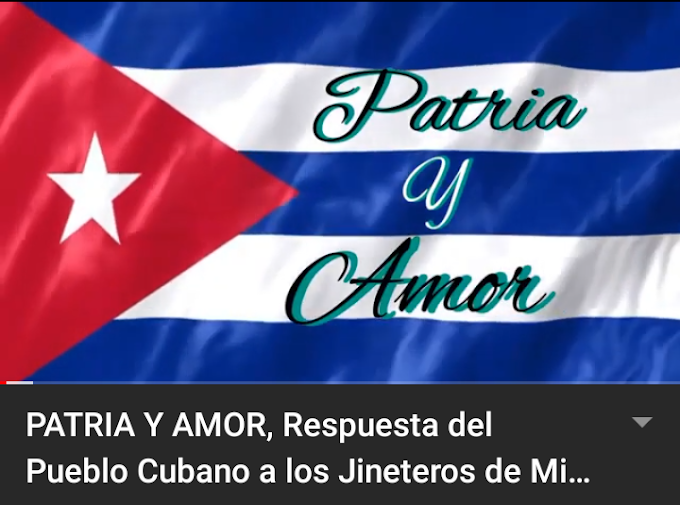 Niños de la escuela de música particular de Raúl Torres interpretan Patria y Amor, la nueva canción de la dictadura