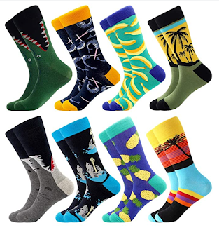 Bonangel Men's Novelty/Funny Socks