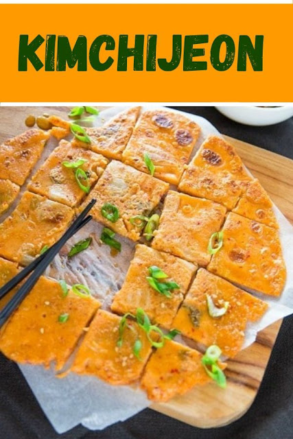Kimchijeon #Kimchijeon Healthy Recipes Easy, Healthy Recipes Dinner, Healthy Recipes Best, Healthy Recipes On A Budget, Healthy Recipes Clean,