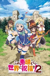Download Kono Subarashii Sekai ni Shukufuku wo! 2 : OST