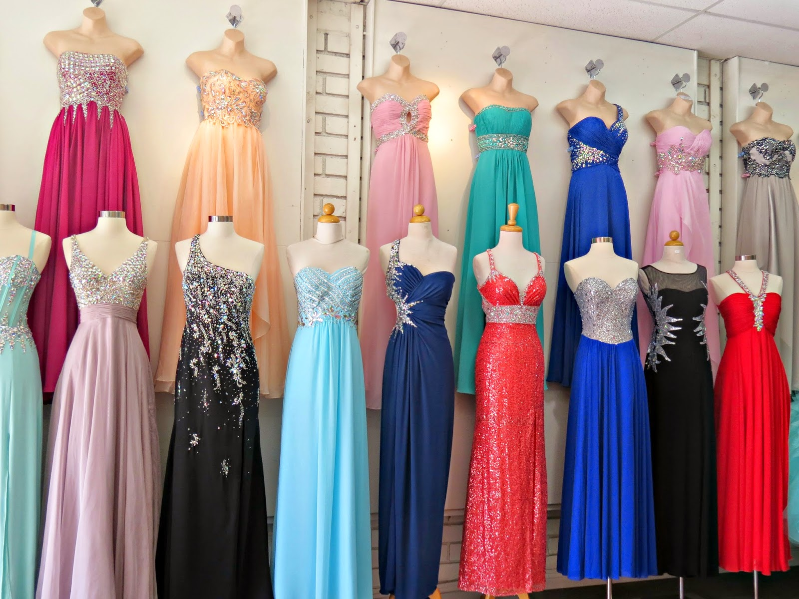 Prom Dresses Stores In Downtown Los Angeles