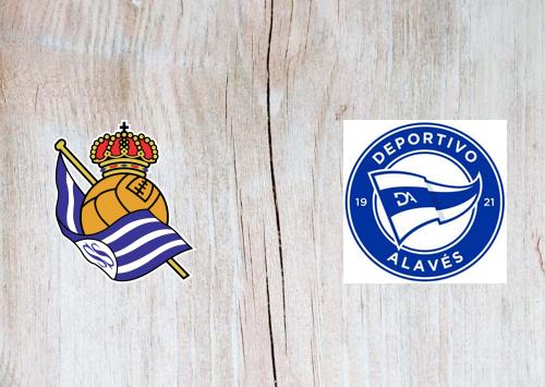 Real Sociedad vs Deportivo Alavés -Highlights 21 February 2021