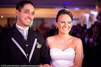 casamento com cerimônia e recepção no salão ipanema da aabb porto alegre com decoração simples e cerimonial por life eventos especiais