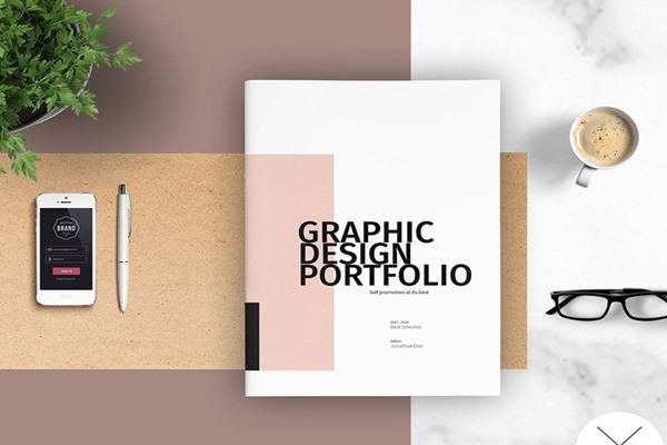 graphic design portfolios online