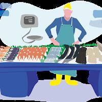 Prospek Bisnis Penjual Ikan Segar