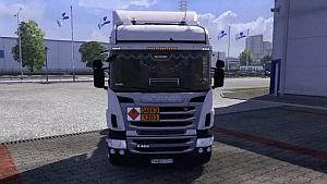 Scania R420 + Interior & Addons