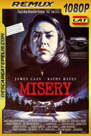 Misery (1990) 1080p BDRemux Latino – Ingles