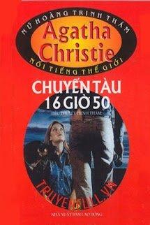 Truyện audio trinh thám, kinh dị: Chuyến Tàu 16 Giờ 50- Agatha Christie (Trọn bộ)