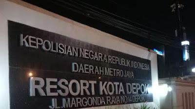 Pengusiran Wartawan Kembali Terjadi Oleh Oknum Polisi di Polres Metro Depok