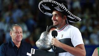 Kyrgios beats Zverev to win Acapulco title