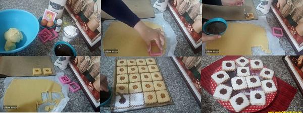 حلويات ام وليد الجديدة صابلي يذوب في الفم