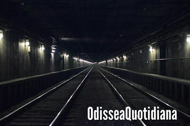 Metro A: donna morta investita da un treno a Ponte Lungo