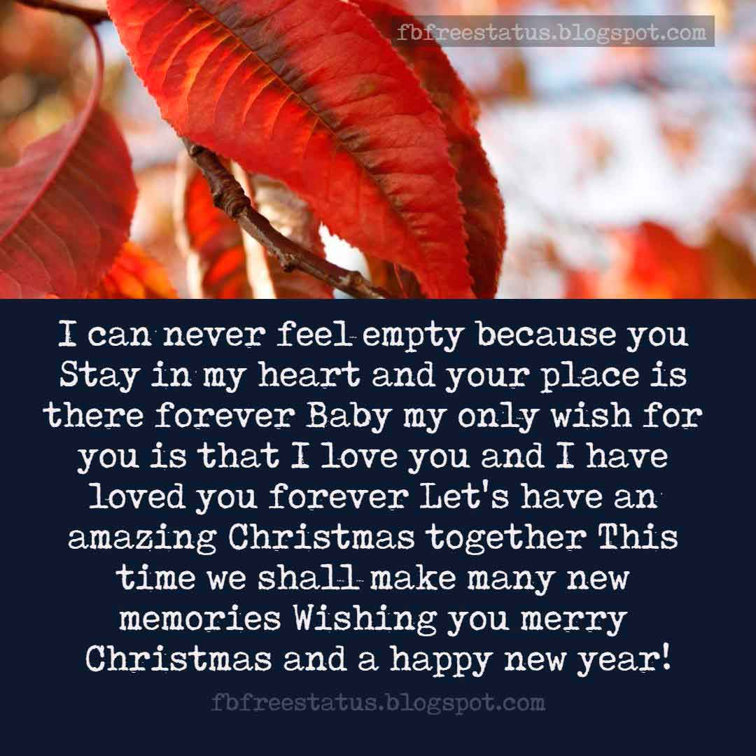 Greetings Christmas and new year messages