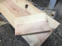 Spruce strip