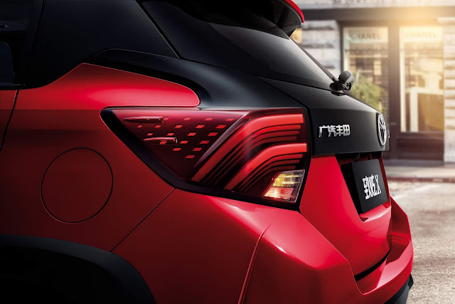 Toyota Yaris 2020 ganha facelift e versão X na China