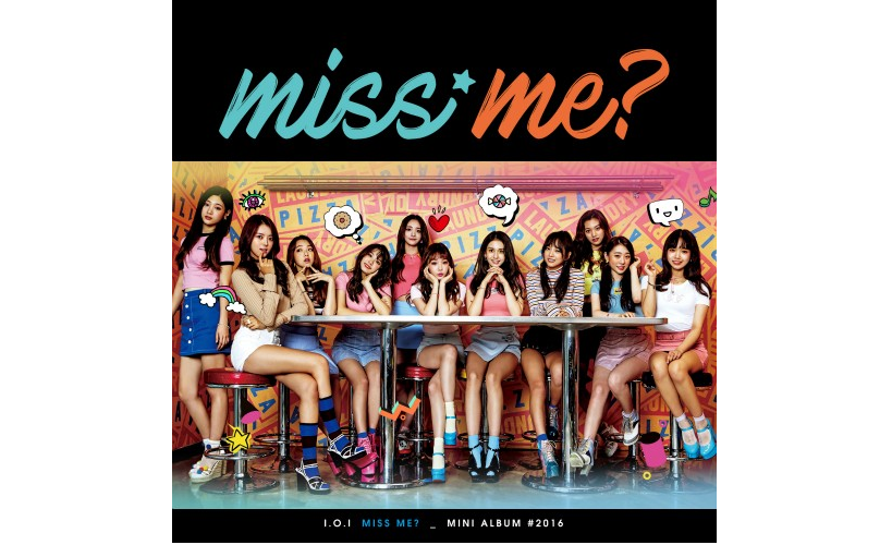 Downloads K-pop New Songs mp3 : (Mini Album) I O I – miss me