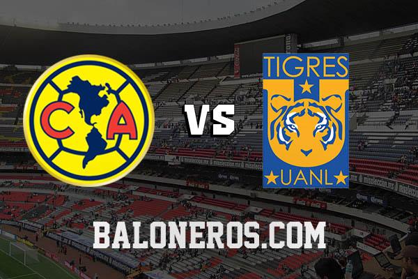 América vs Tigres 2016